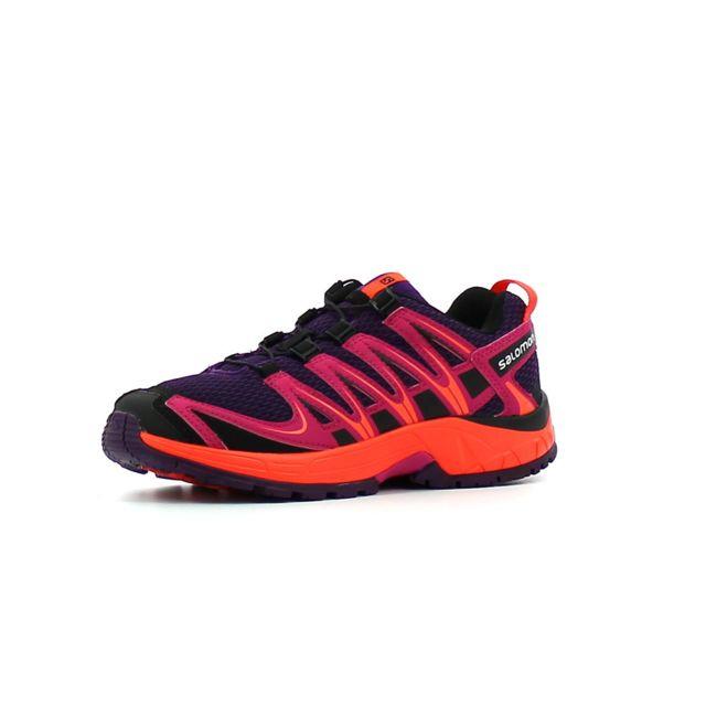 Salomon chaussure de <strong>trail</strong> enfant xa pro 3d j