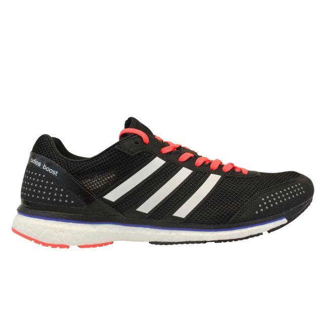 best authentic 588c1 d2e45 Adidas performance - Adizero Adios Boost 2 M - pas cher Achat  Vente Chaussures  running - RueDuCommerce