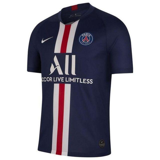 Nouveau Maillot Enfant Psg Paris Saint Germain Domicile Saison 20192020