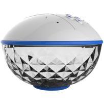 INOLIGHTS - enceinte sans fil lumineuse de piscine blanc - inopbx02w