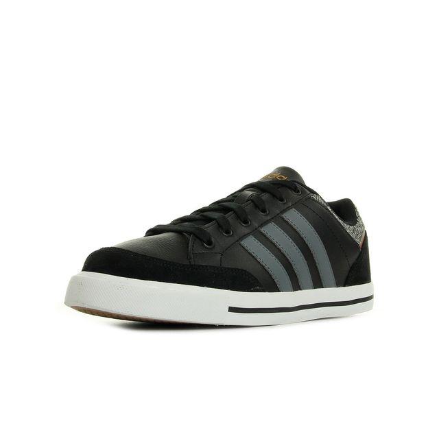 Adidas Neo Cacity Noir, Gris 40 23 pas cher Achat