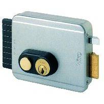 MIDI - Serrure électrique V97 avec bouton - main gauche 8972/ 2G