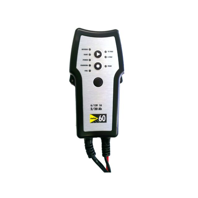Ring Recb104 Chargeur de batterie 4A 12V jusqu'a 1