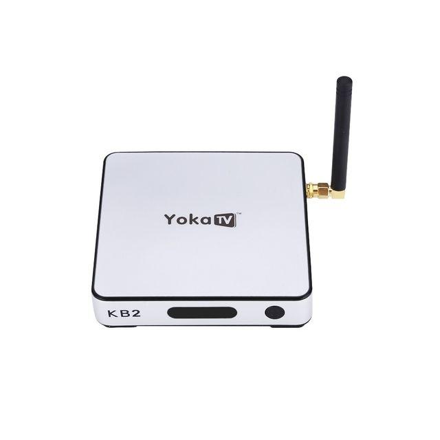 Auto-hightech - smart box tv S912 Tv Box - Android 6.0, 4K, Google Play, Kodi 17.1, Octa-Core Cpu, Mali-T820MP3 Gpu