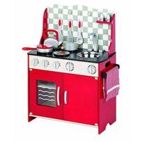 Tidlo - John Crane - T-0148 Kitchen Station - Cuisine En Bois 76CM De Hauteur
