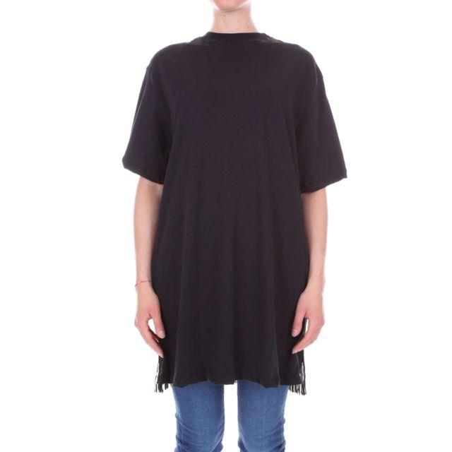 Numero 00 Numero00 Femme 2352BBLACK Noir Coton Pullover