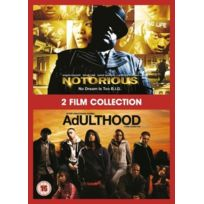 Twentieth Century Fox - Notorious/ADULTHOOD IMPORT Anglais, IMPORT Coffret De 2 Dvd - Edition simple