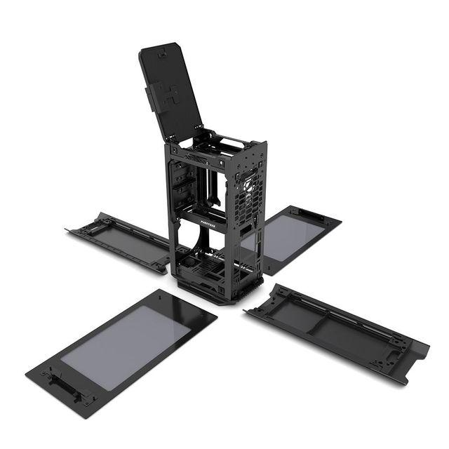 PHANTEKS - Boitier Enthoo Evolv Shift Mini-ITX Noir - PH-ES217E_BK