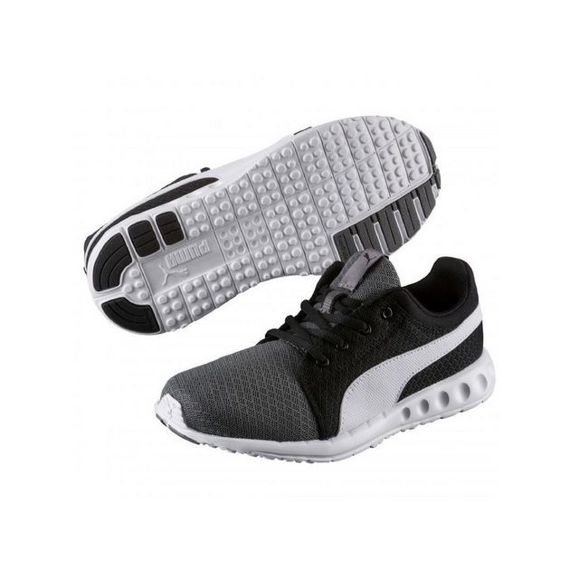 huge selection of a290f 32992 Puma - Jr Carson Runner 400 - pas cher Achat   Vente Baskets enfant -  RueDuCommerce