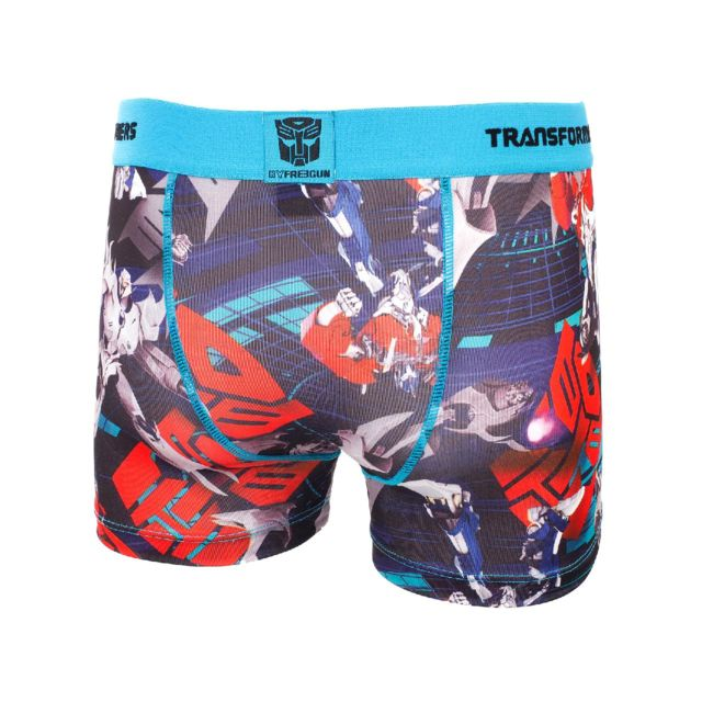 Freegun - Sous vêtement boxer Tf bleu/br boxer jr Bleu 24001