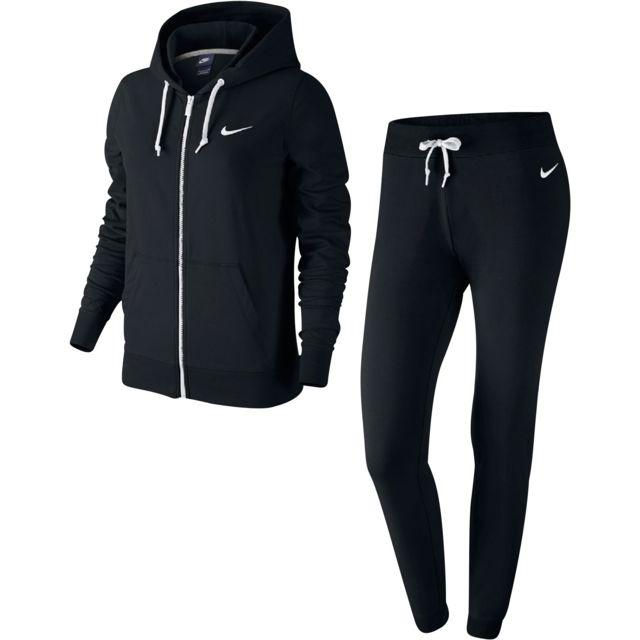 Nike - Survêtement Jersey Cuffed - pas cher Achat / Vente ...