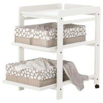 Quax - Table à Langer Comfort - Blanc