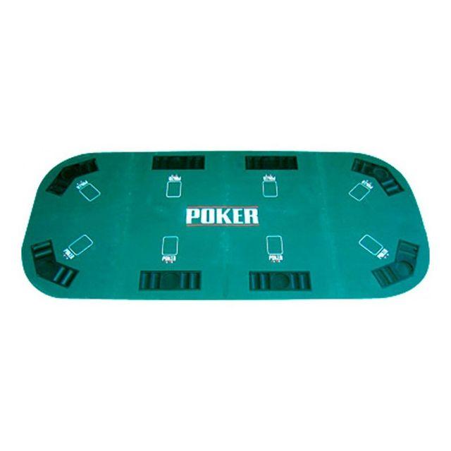 Marque Generique Tapis Poker Top Texas 4 180X90