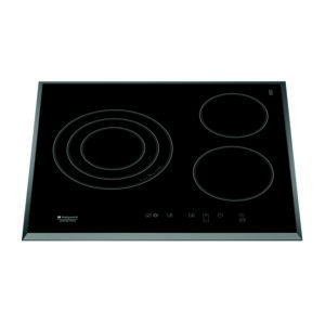 hotpoint table de cuisson vitroc ramique krc631tb achat plaque de cuisson induction. Black Bedroom Furniture Sets. Home Design Ideas