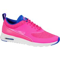 Nike - Air Max Thea Prm Wmns 616723-601 Femme Baskets Rose