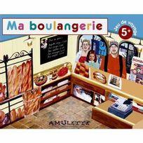 Amulette - Jvbou - Jeu De SociÉTÉ - Jeu De Voyage - Ma Boulangerie