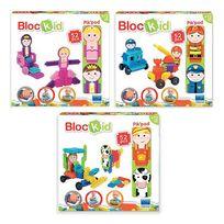 Bloc Kid - Blocs de construction 52 pièces