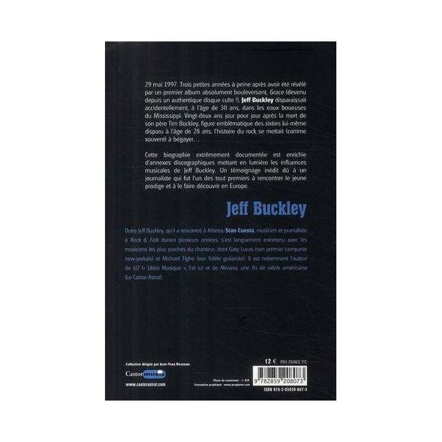 Buckley datant que signifie la première base en termes de datation