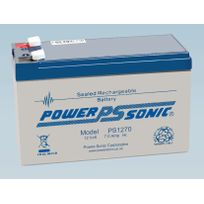 POWER SONIC - Batterie 12V rechargeable 7.0AH - PS-1270GB