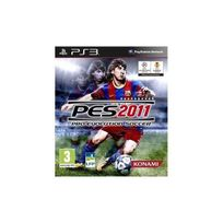 Konami - Pes 2011 Pro Evolution Soccer / Jeu console Ps3