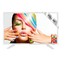 "POLAROID - TV LED 24"" 61 cm TVC24HDP.112 - Blanc"