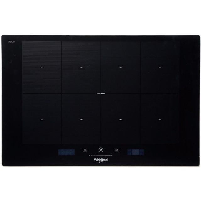Whirlpool table induction smp778cne ixl achat plaque de cuisson induction - Table induction whirlpool ...