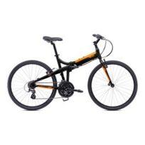 Tern - Vélo Joe C21 noir orange 21v