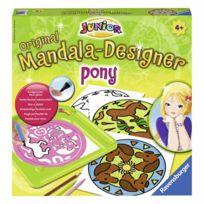 Ravensburger - Mandala-Designer Junior : Pony