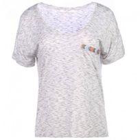 Teddy Smith - Tee Topa Mc Gri - Tee shirt Femme