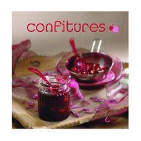Editions Saep - livre de recettes - confitures