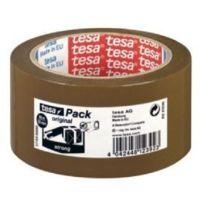 Tesa - Ruban adhésif d'emballage ultra solide - Marron