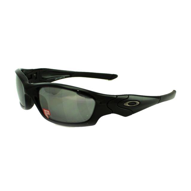 2c4eb5eba4f4b7 Oakley - Straight Jacket Oo9039 12-935 - Lunettes de soleil homme - pas  cher Achat   Vente Lunettes Tendance - RueDuCommerce
