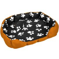 2678193267e9 Tectake - Coussin pour chien, Lit pour chien, Panier pour chien douillet +  Tapis