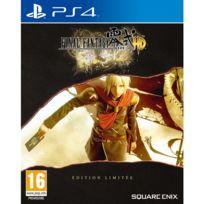 Square Enix - Final Fantasy Type O Limited édition pour Ps4
