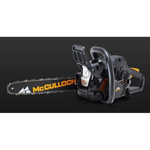 MCCULLOCH CS 360 - Tronçonneuse thermique - 967156116 Tronçonneuse thermique CS 360 McCulloch.Plus produit:- OxyPower™: Avec la technologie OxyPower™ McCulloch, le moteur gagne en puissance sans altérer la natur