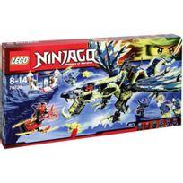 Lego - Ninjago 70736 L'Attaque du Dragon Moro