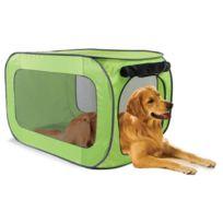 Sportpet Designs - Sport Pet Design Niche de transport L - 91x55x55cm - Pour chien jusqu'a 34kg