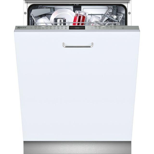 NEFF lave-vaisselle 60cm 13c 44db a+++ tout intégrable - s526i80x1e