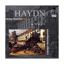 Mdg - Quatuor à cordes op 76 nos 2-4