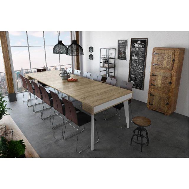Comfort - Home Innovation - Table Console de Salle à Manger et ...