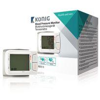 König - Tensiomètre poignet Blanc