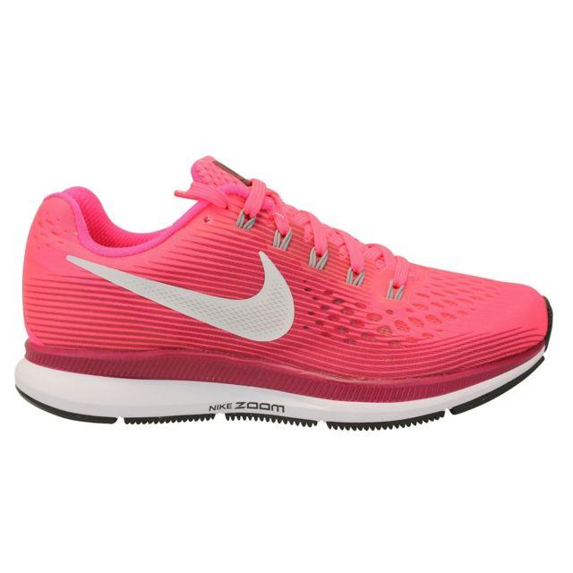 46bfe8f8cc8 Nike - Air Zoom Pegasus 34 femme - pas cher Achat   Vente Chaussures ...