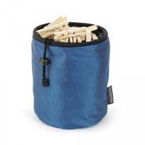 Brabantia - Sac pour pinces à linge bleu