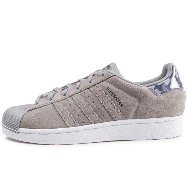 a918dcd008209 Nos packs de l expert. Adidas originals - Superstar Beige Camo Junior