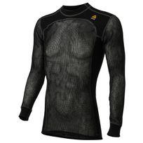 Aclima - Woolnet - Sous-vêtement en laine mérinos - noir