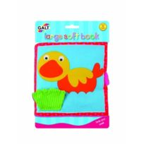 Asa Toys - Galt Toys Large Soft Book HIDE And Seek