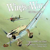 Ubik - Jeux de société - Wings Of War : Fire From The Sky
