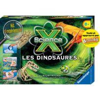 Ravensburger - Kit d'expériences Mini Science X : Les dinosaures