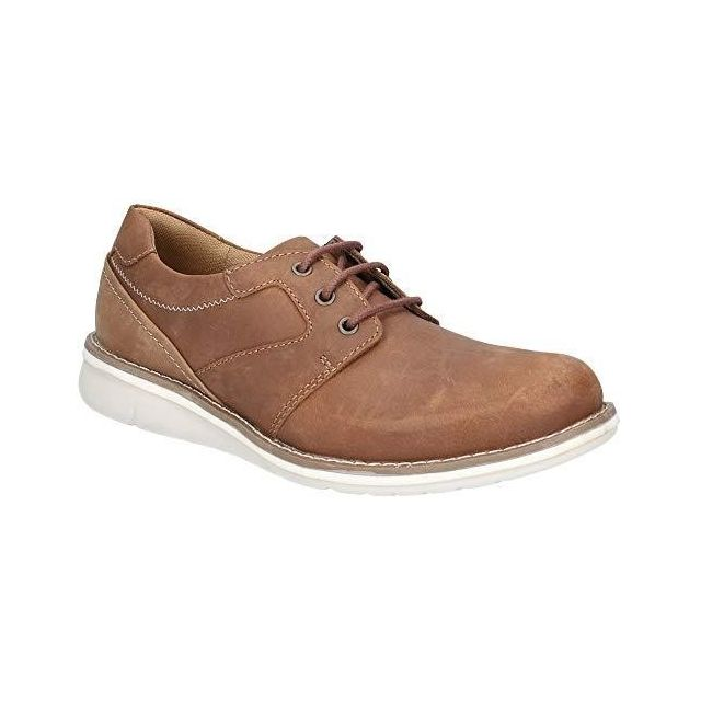 Hush Puppies Chaussures Chase - Homme 42 Fr, Marron Utfs6076