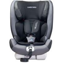 Caretero - Siège auto groupe 1/2/3 bébé enfant 9-36 kg Volante Isofix | Gris